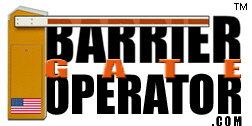 Barrier Gate Operator